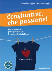 Congiuntivo che passione | Grafica editoriale | Alessandra Bonacci