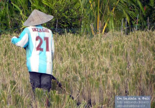 Un laziale a Bali