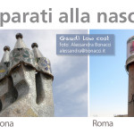 Fotografia | Humour | Gaudì low cost (Separati alla nascita) | Fotografia di Alessandra Bonacci