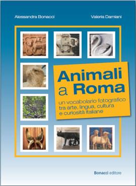 Animali a Roma ! Grafica editoriale | Alessandra Bonacci